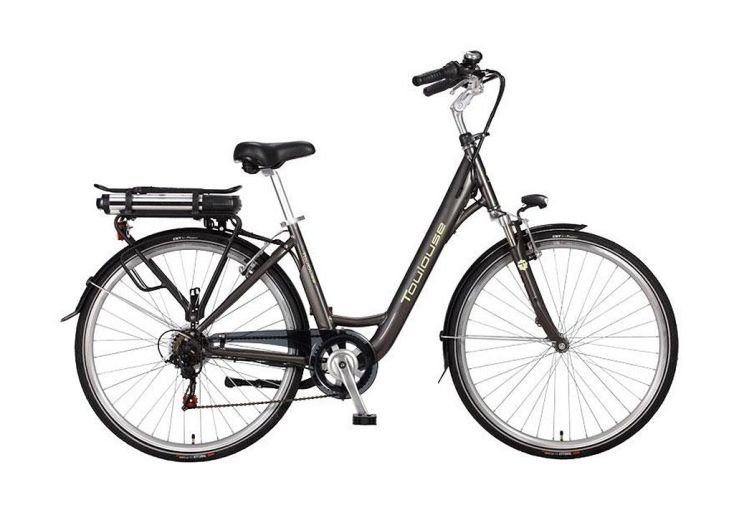 Vélo Électrique Toulouse 26 Pouces 6 Vitesses Femme