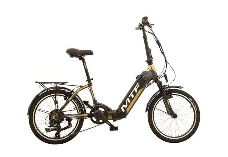 Vélo électrique pliant 15 pouces Mountfield 250 W 36 V / 14 Ah vélo assistance électrique pliable