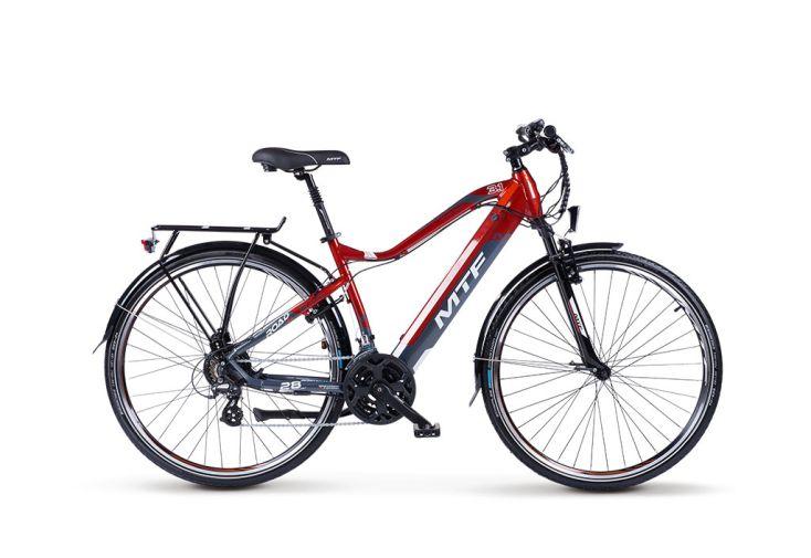 Vélo Tout Chemin Électrique Homme Mountfield 250 W 36 V / 14 Ah