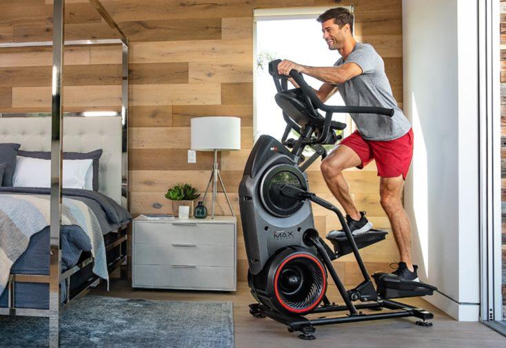 Vélo elliptique et stepper Max Trainer M8