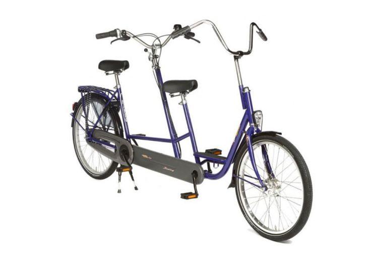 Vélo tandem indo 7 vitesses Shimano Nexus