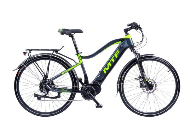 Vélo tout chemin électrique 28 pouces 9 vitesses Mountfield Road 6.2