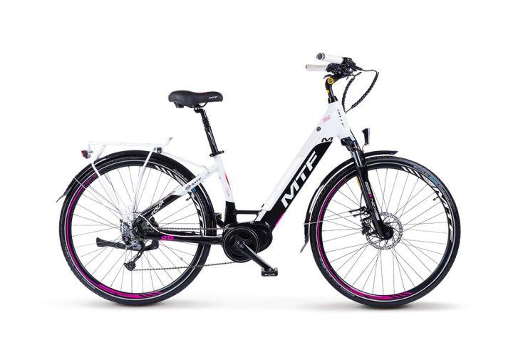 Vélo Assistance Électrique 9 Vitesses Mountfield 250 W 36 V 14 Ah