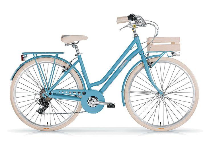 Vélo MBM 28 Pouces Apostrophe  Bleu