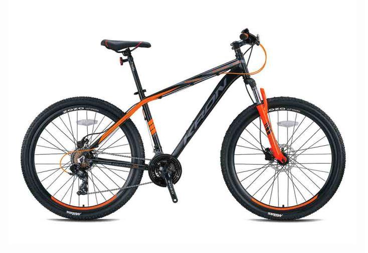VTT CX 100 26 pouces 21 Vitesses - Noir et Orange