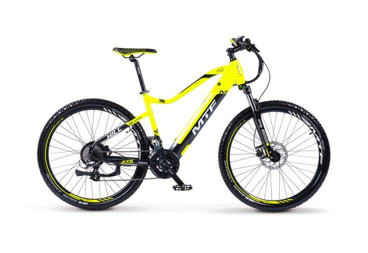 Vélo Tout Terrain Électrique Homme 24 Vitesses Mountfield 250 W 36 V 14 Ah