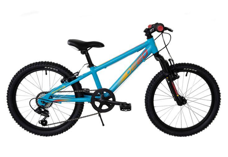 VTT enfant Rookie 206 20 pouces 6 vitesses - Bleu