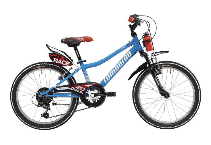 Vélo pour enfants 20'' 6 vitesse Brera - Bleu