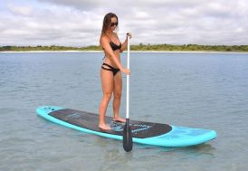 Stand Up Paddle Gonflable 330x75x10 cm