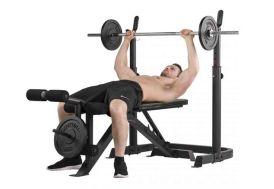 Banc de Musculation Multifonction Tunturi  WB50 - Développé Couché Benc Press