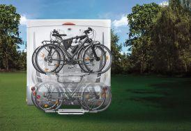 Porte-vélos électrique pour camping car Bike Lift