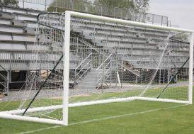 But de Football Transportable en Aluminium 11 joueurs Sodex Sport