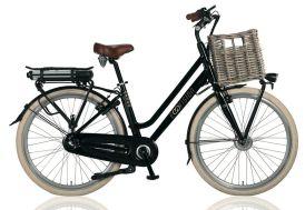 """Vélo électrique Cargo 28"""" pour femme"""