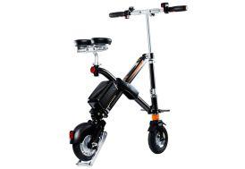 Vélo électrique pliabke E6 Airwheel noir