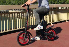 Vélo électrique pliable Beeper iVelo 24 pouces