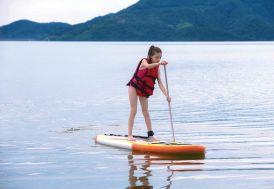Stand up Paddle pour débutants k8 zray