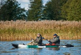 kayak de pêche de mer modulable tequila angler gtx