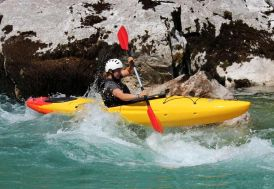 Kayak crossover roto verve
