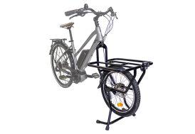 Kit de conversion de vélo en vélo cargo biporteur - JoKer Mini