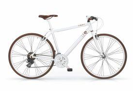 Vélo de Ville Life 28 Pouces 21 Vitesses en Noir ou Blanc