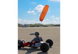Aile de traction magma3  pour buggy et mountainboard