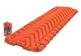Matelas gonflable isolant Static V Orange 1 Place