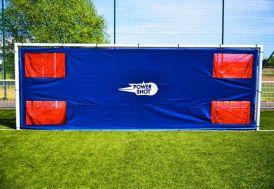 mur de tir powershot entrainement football jeune