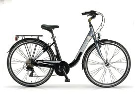 Vélo people pour femme noir 28 pouces