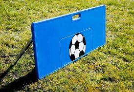 planche de rebond football pvc 110 x 45 cm