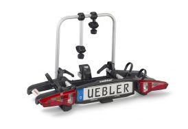 Porte-vélos pour attelage de voiture Uebler