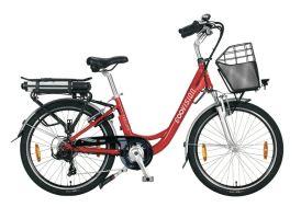 Vélo électrique Prelude 24 pouces rouge