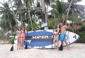 Paddle Super 17 Zray pour 10 personnes