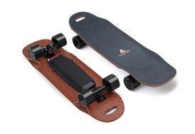 skateboard electrique elwing nimbus glisse erable