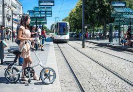 Vélo Pliable Strida LT 2018