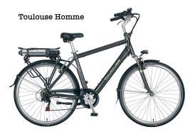 Vélo Électrique Toulouse 28 Pouces 6 Vitesses Homme