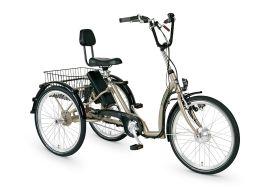 Tricycle électrique Comfort 24 pouces pour adultes 7 vitesses