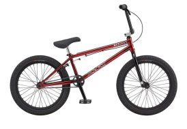 "BMX Bk Team 20,75"" Gt Bicycles rouge"