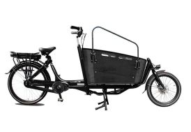 vélo cargo électrique biporteur vogue carry 2