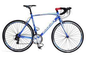 vélo de courses roubaix 28 pouces 14 vitesses aluminium