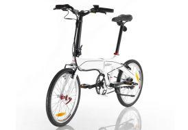 vélo électrique avec batterie LG lithium invisible et cadre en aluminium léger