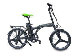 vélo électrique 250 Watts autonomie 60 km pliant