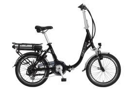 Vélo électrique E-Vision Matisse Noir