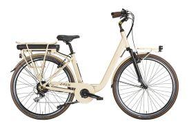 Vélo Électrique Pulse MBM 28 Pouces 7 Vitesses - Crème