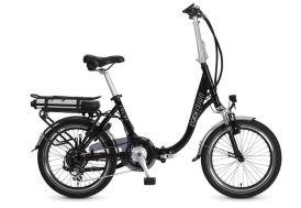 "vélo electrique folda pliable 20"""