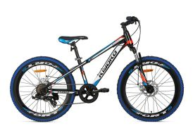 Vélo enfant 24 pouces cadre acier 7 vitesses Kiyoko