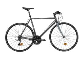 Vélo route homme Ventimiglia 2200 fourche carbone -  Gris