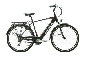 Vélo de ville électrique 28 pouces 7 vitesses E-Vision Opera 250 W vélo à assistance électrique