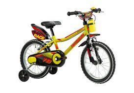 vélo pour enfant VTT 16'' Brera - Jaune Noir